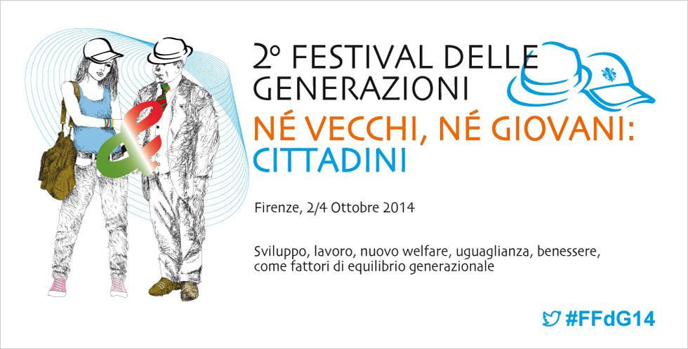 Festival delle Generazioni: né vecchi né giovani: cittadini