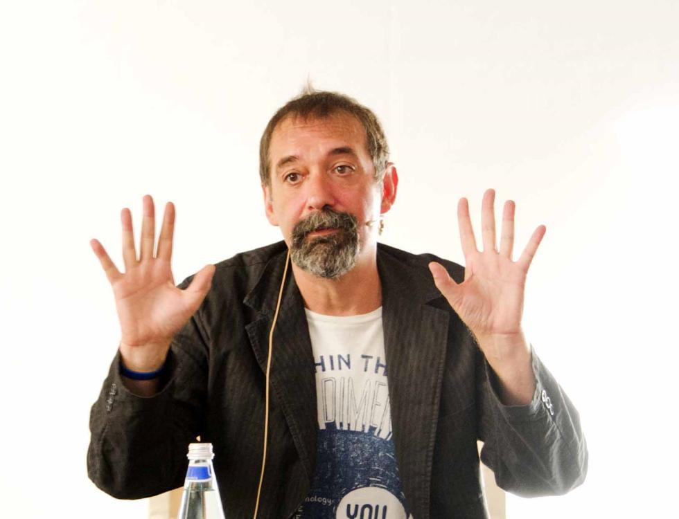 emanuele trevi  Emanuele Trevi al Festival delle Generazioni
