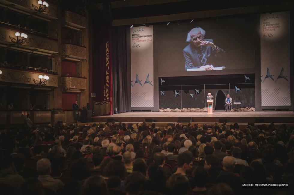 Festival delle Generazioni: 30mila presenze, tutti gli eventi sold out e il saggio Bauman incanta i giovani