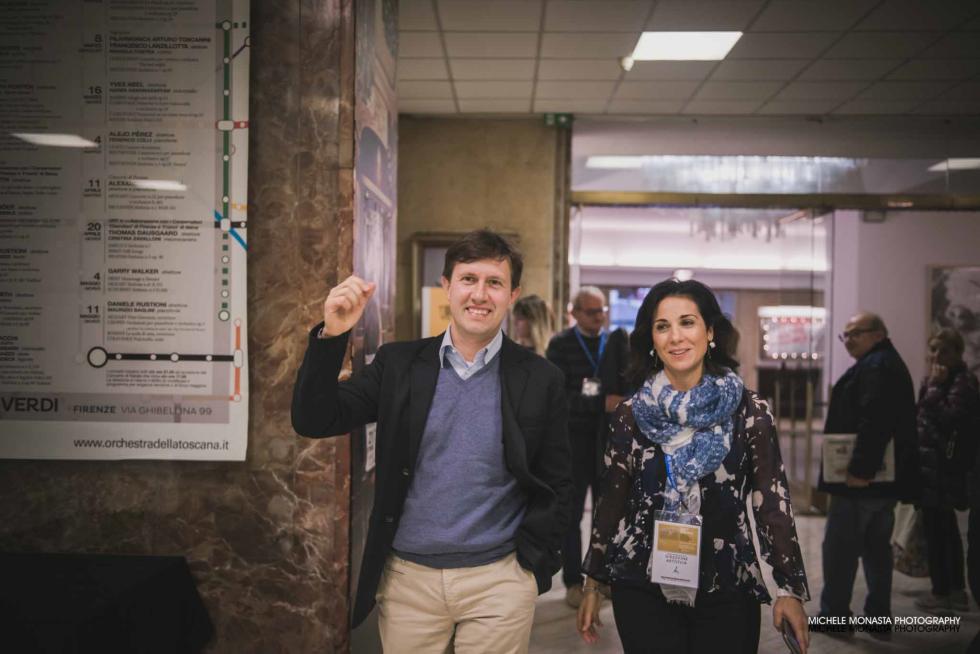 """Il sindaco di Firenze: """"Che bello vedere tanto ottimismo"""""""