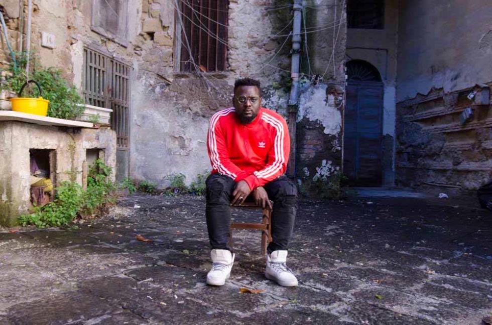 """Il rapper Tommy Kuti: """"Ius soli? Italia è arretrata, il mondo è cambiato"""""""