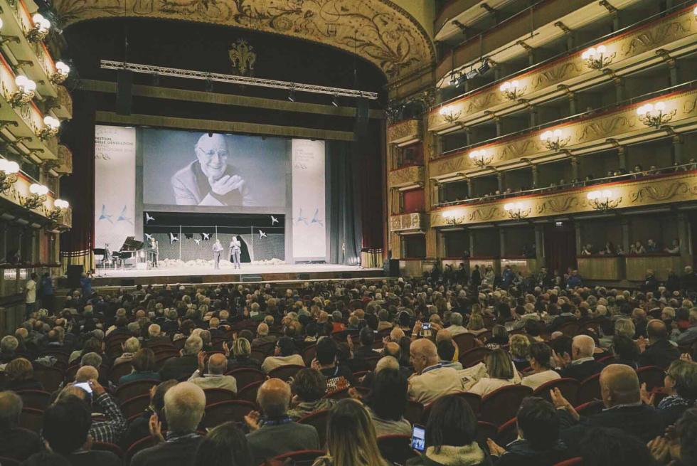 """Il Festival delle Generazioni in ricordo di Dario Fo: """"Intellettuale che ha sempre saputo parlare ai giovani"""""""
