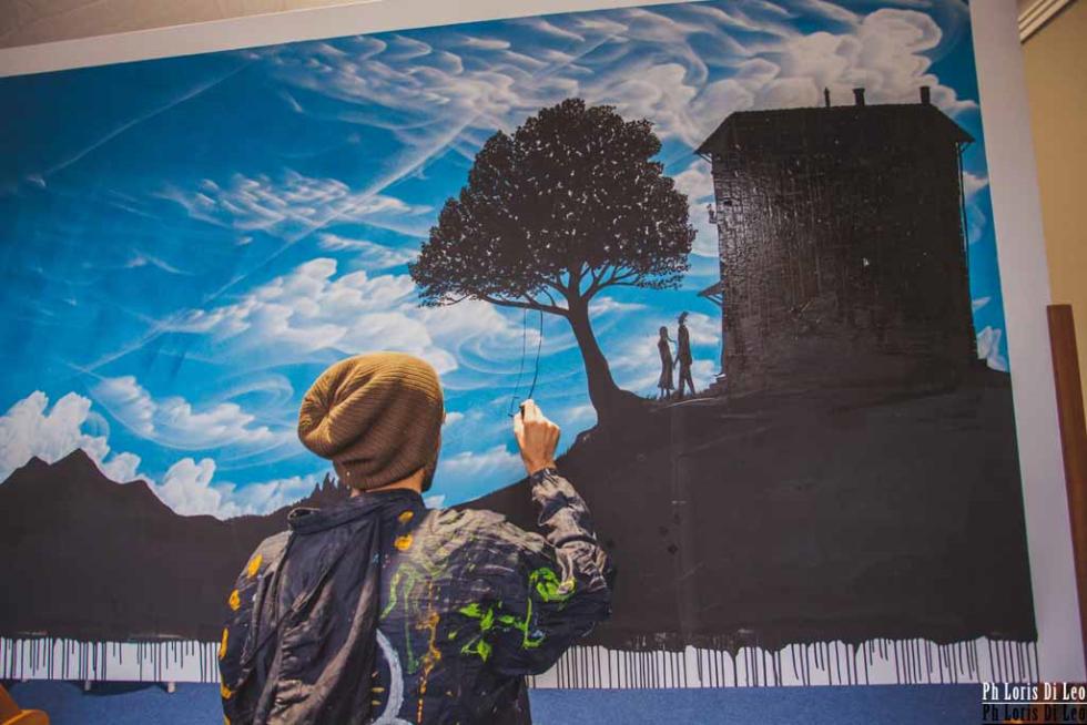 """Exit/Enter: """"Anche la street art può favorire il confronto fra generazioni"""""""